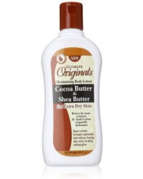 Africa´s Best Ultimate Originals Cocoa & Shea Butter Body Lotion 12oz.