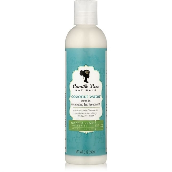 Camille Rose Coconut Water Leave-In 227g/8oz.