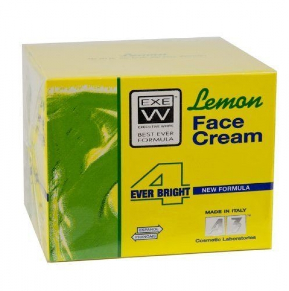 A3 Lemon Face Cream 4-Ever Bright 400ml.