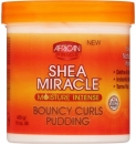 African Pride Shea Butter Bouncy Curls Pudding 425g/15oz.