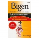 hoyu Bigen # 48 Dark Chestnut 6g/0.2oz.