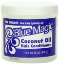 Blue Magic Hair Conditioner Coconut Oil 340g/12oz.